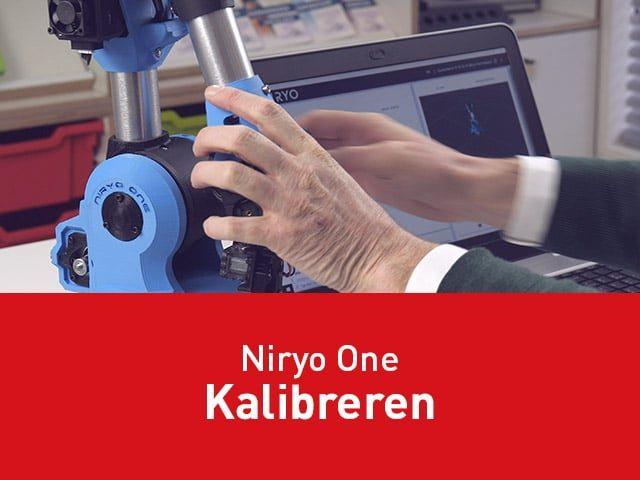 Niryo One kalibratie