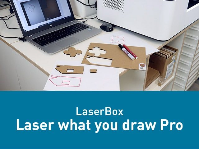 Laser what you draw Pro