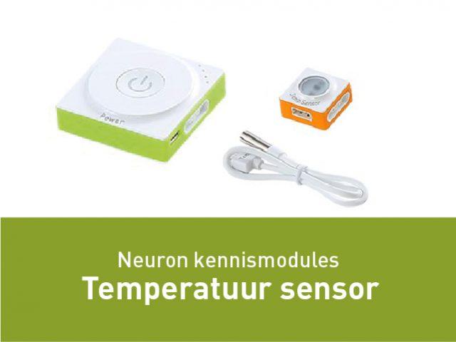 Temperatuur sensor