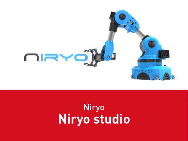 Niryo studio
