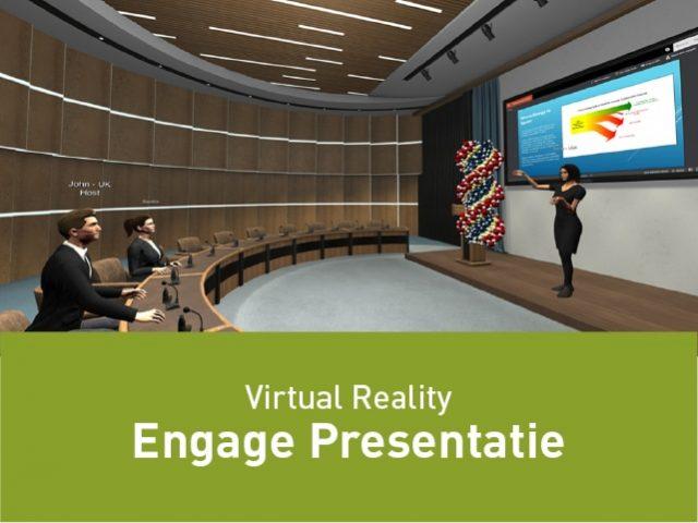 VR- Engage presentatie