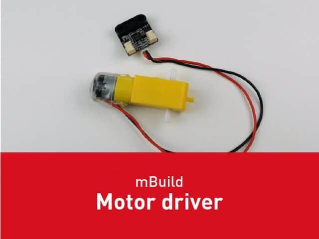 mBuild – Motordriver