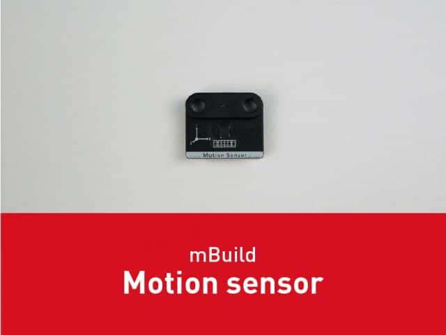 mBuild – Motion sensor